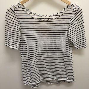 Gap stripe shirt